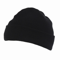 Commando Cap 100% Acrylic Thin