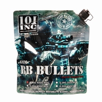 101 Inc. BB's 0,20gr Resealable bag 4000rds