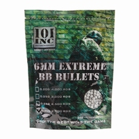 101 Inc. BB's 0,30gr Resealable bag 2500rds