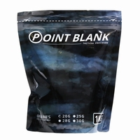 1KG Resealable bag Point Blank BB's 0,20gr