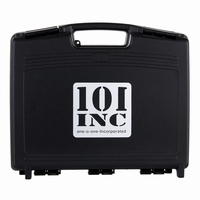 101Inc. guncase large Tactical (Zwart)