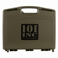 101Inc. guncase large Bush (Groen)