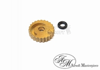 Airsoft Masterpiece Brass Hop-up adjusting wheel