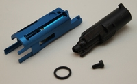 Alloy BBU complete with nozzle for TM Hi Capa models