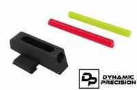 DP Fibre Optic Alloy Frontsight for Hi-Capa (2mm Rod)
