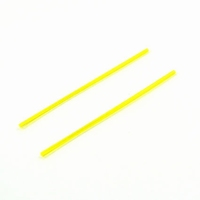 UAC Fiber optic rod 2 X 60mm, 1.5mm Yellow