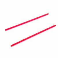 UAC Fiber optic rod 2 X 56mm, 2.0mm Red