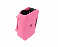 Double Alpha Academy RACER Pouch Pink