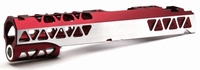 Hi Capa 5.1  Lightweight Alloy Slide TRIANGLE 2Tone Red