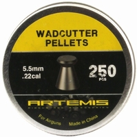 Airgun pellets Artemis Artemis Wadcutter 5.5 mm 14.8 grain