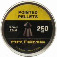 Airgun pellets Artemis Artemis Pointed 5.5 mm 13.8 grain