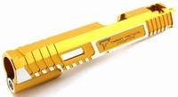 Hi Capa 5.1 Alloy Slide Taran Tactical ( TTI ) 2Tone Gold