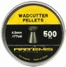 Airgun pellets Artemis Wadcutter 4.5 mm 8.5 grain