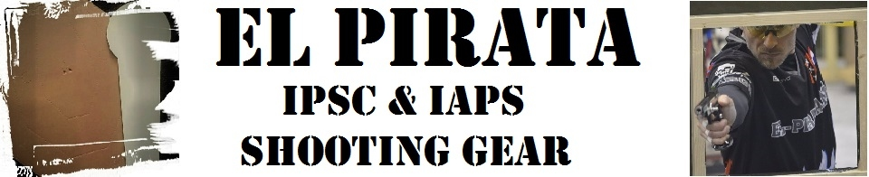 El Pirata Thumb safety plunger and spring set for Hi Capa